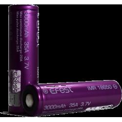 Efest IMR 18650 battery...