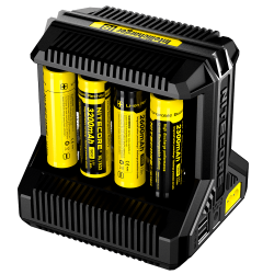 Nitecore i8 intelligent...