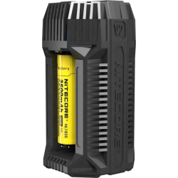 Nitecore V2 max speed car...
