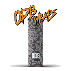 ODB Battery Wraps – Paisley