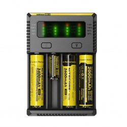 Nitecore NEW i4 Battery...