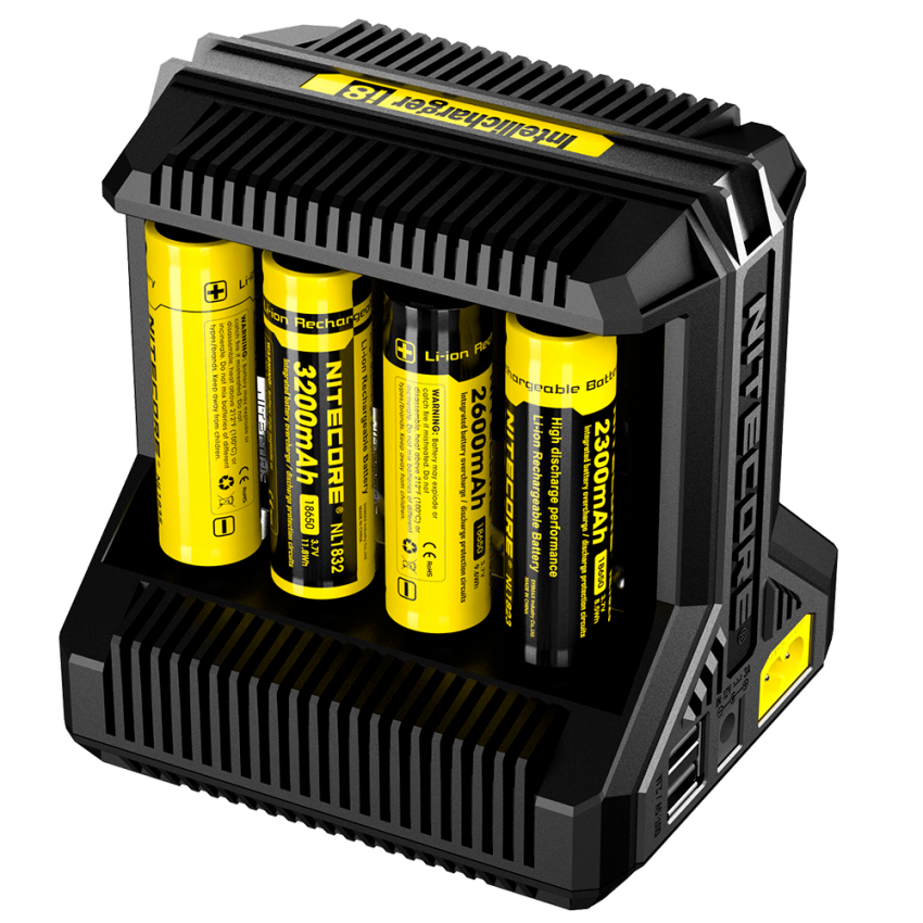 18650 Battery Charger - Shop from Nitecore, Xtar, Efest